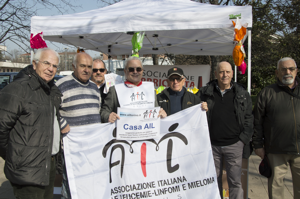 Uova di Pasqua AIL 2016 Grugliasco
