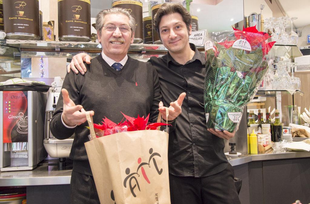 Stelle di Natale 2015 Commercianti di Torino
