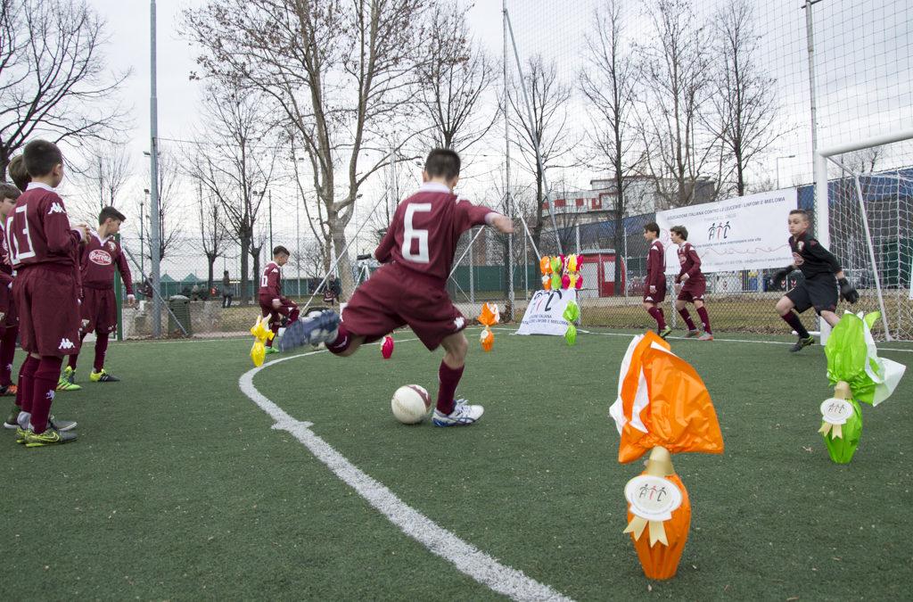 Esordienti Torino FC e AIL Photogallery