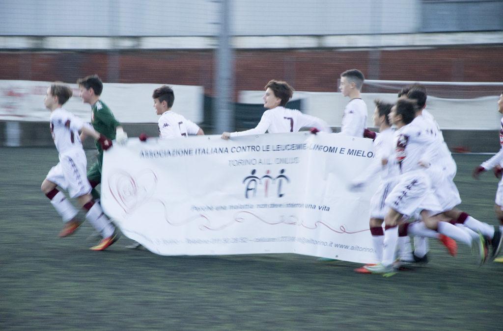 AIL e Torino Calcio per le Stelle 2016
